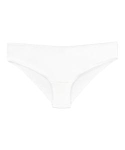 Carine Gilson | Plain Mini-Shorties Large Silk/Spandex/Elastane
