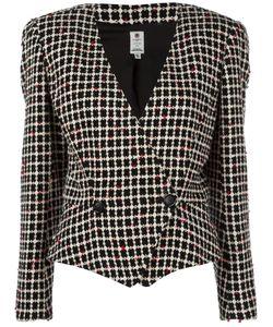 Emanuel Ungaro Vintage   Bouclé Knit Jacket 42