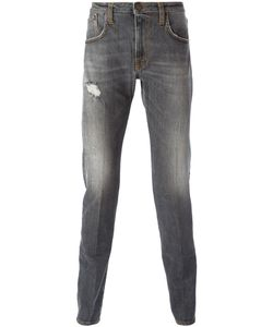 +People | Dali Distressed Slim Jeans
