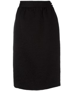 Emanuel Ungaro Vintage   Jacquard Skirt 46