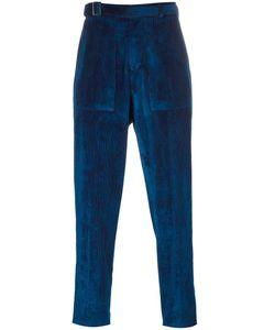 Umit Benan | Patch Pockets Pants 48 Cotton/Viscose/Spandex/Elastane