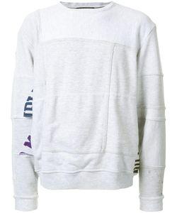 Longjourney   Sports Sweatshirt Medium Cotton