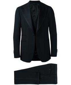 Gabriele Pasini   Peaked Lapels Dinner Suit 50 Viscose/Cotton/Polyester/Wool
