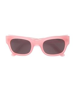 Sun Buddies | Type 06 Square Frame Sunglasses Adult Unisex Acetate