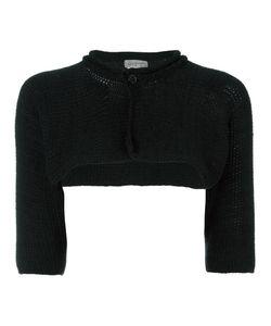 Yohji Yamamoto Vintage | Cropped Knitted Shrug 3