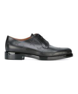 Valentino   Garavani Star Print Derby Shoes 38
