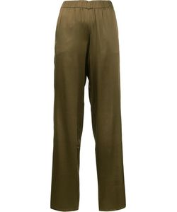 P.A.R.O.S.H. | P.A.R.O.S.H. Elasticated Waistband Flared Trousers