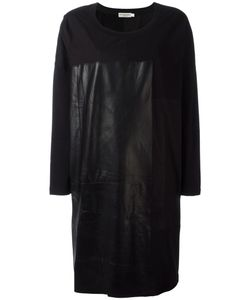 Ivan Grundahl | Diz Dress S/M Cotton/Spandex/Elastane/Leather