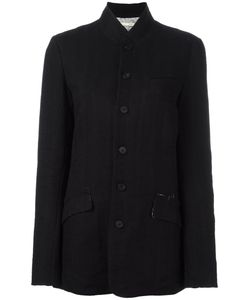 Aleksandr Manamïs | Elbow Patch Jacket I Acetate/Cotton/Wool/Ramie
