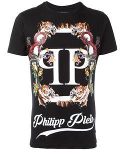 Philipp Plein | Animals T-Shirt Xxl Cotton
