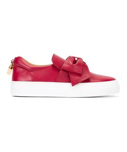 Buscemi   Bow Detail Slip-On Sneakers