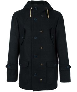 Equipe '70 | Hooded Coat 52 Wool/Polyamide