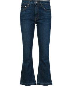 Derek Lam 10 Crosby   Flared Cropped Jeans 24