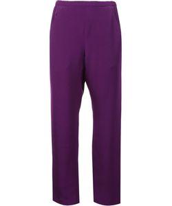 Zero + Maria Cornejo   Straight Trousers 12 Silk