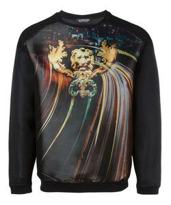 Antpitagora | Digital Print Sweatshirt Medium Polyester/Cotton