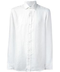Salvatore Piccolo | Sport Shirt 42 Linen/Flax