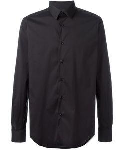 Fashion Clinic | Classic Buttoned Shirt 45 Cotton/Polyamide/Spandex/Elastane