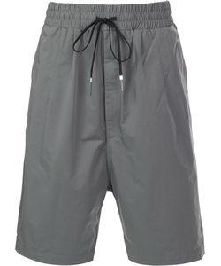 Brandblack | Drawstring Shorts Xxl Polyethylene/Polyester