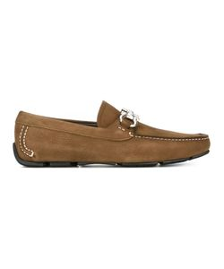 Salvatore Ferragamo | Driver Gancio Bit Moccasins 10 Leather/Calf