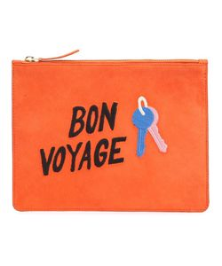 Lizzie Fortunato Jewels | Bon Voyage Clutch