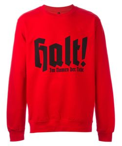 House Of Voltaire | Scott King Limited Edition Sweatshirt Adult Unisex