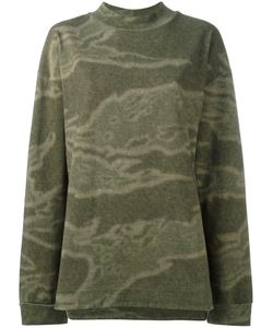 Yeezy | Season 3 Camouflage Sweatshirt Small Cotton