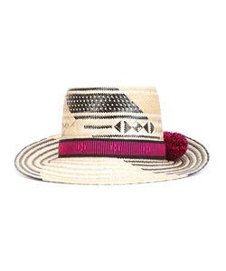 Yosuzi | Pompom Detail Hat