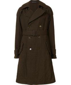 Yohji Yamamoto | Detachable Sleeve Coat