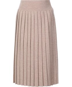 Vivienne Westwood Red Label   Pleated Knit Skirt Small