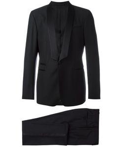 Salvatore Ferragamo | Two-Piece Applique Detail Suit 54 Wool/Cupro/Viscose