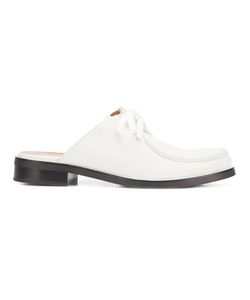 Derek Lam | Lace-Up Slippers 37