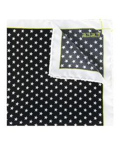 Fefè | Star Print Pocket Square Adult Unisex