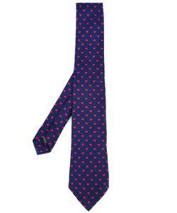 Fefè | Butterflies Pattern Tie Adult Unisex Silk