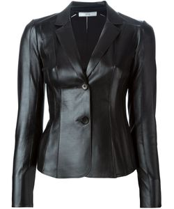 Desa Collection | Leather Blazer