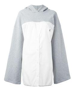 Wanda Nylon | Oversized Hoodie 38 Cotton