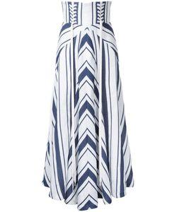 Alex Perry | Ashton Skirt 10 Cotton/Polyester
