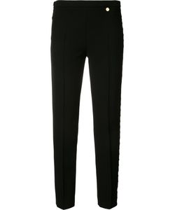 Versace Collection | Mesh Insert Trousers Size 42