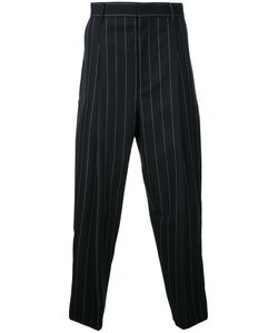 Juun.J | Pinstripe Cropped Trousers 50