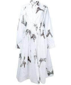 Natasha Zinko | Abstract Print Shirt Dress Women