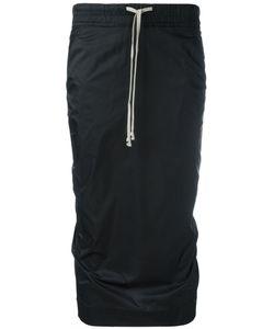 Rick Owens DRKSHDW | Drawstring Skirt Size Small