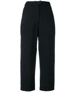 Kristensen Du Nord | Cropped Straight Trousers Size