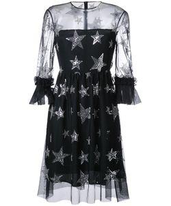 Huishan Zhang   Star Sequined Dress