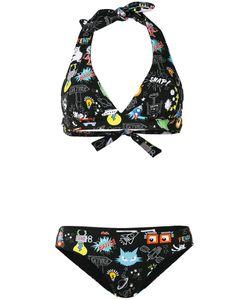Fendi | Space Print Bikini 40