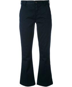 Frame Denim   Cropped Flared Jeans