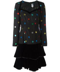 Emanuel Ungaro Vintage | Polka Dot Patterned Dress