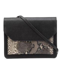 Christian Siriano | Snakeskin Detail Shoulder Bag
