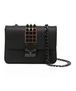 Designinverso | Amalfi Shoulder Bag Metal/Polyurethane