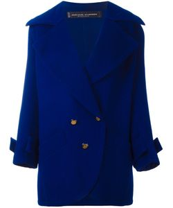 Jean Louis Scherrer Vintage | Button Front Short Coat 40