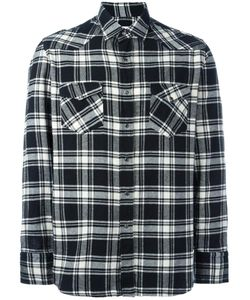 Salvatore Piccolo | Checked Shirt 39 Cotton
