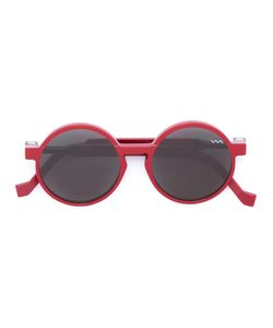 Vava | Round Shaped Sunglasses Acetate/Aluminium